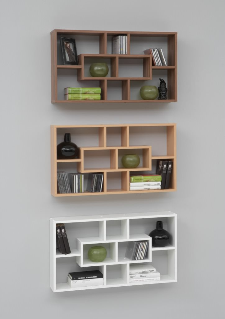 Why you should cash out on wall mounted display shelves