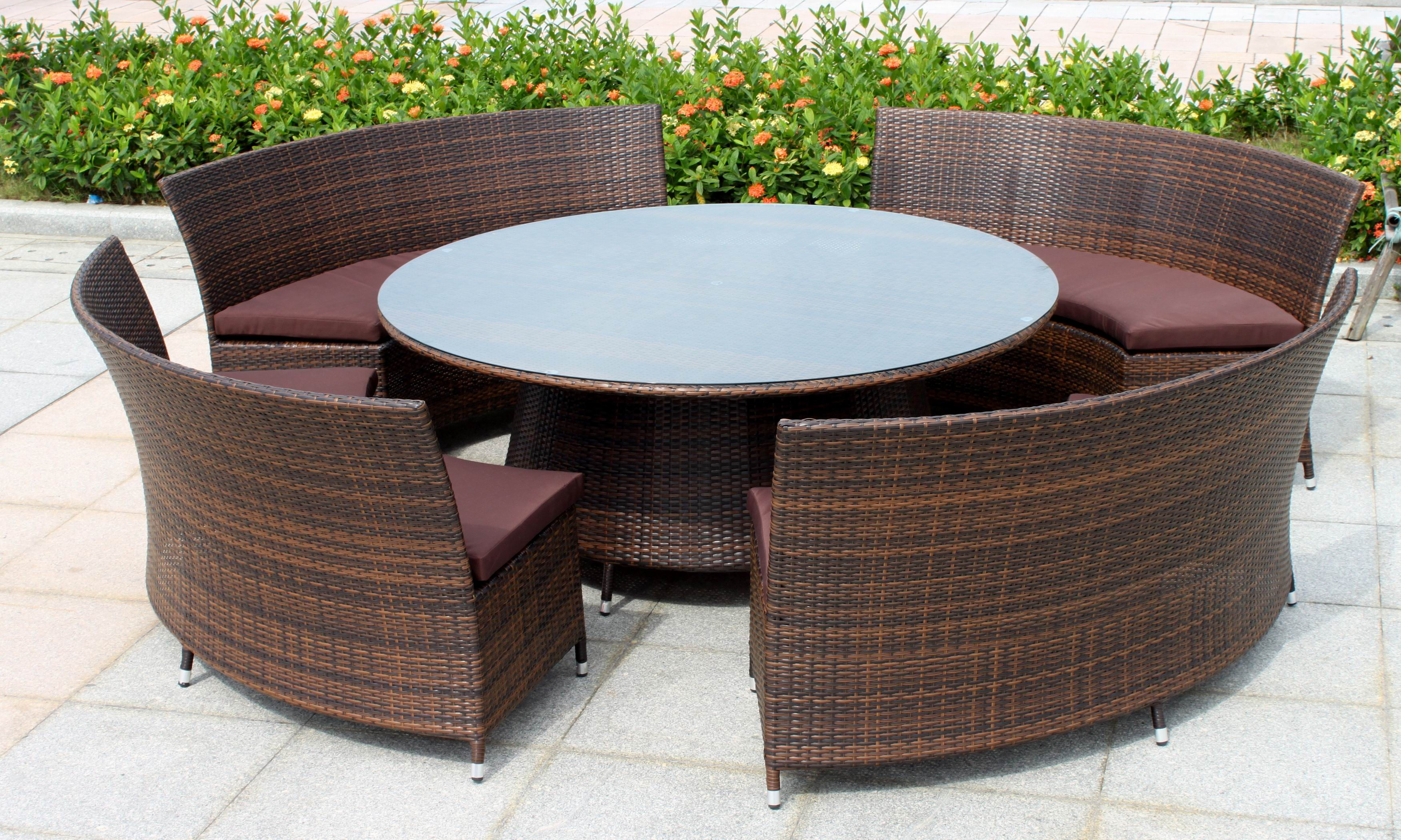 Stunning all weather rattan furniture view in gallery all weather rattan garden furniture jkfxwpj