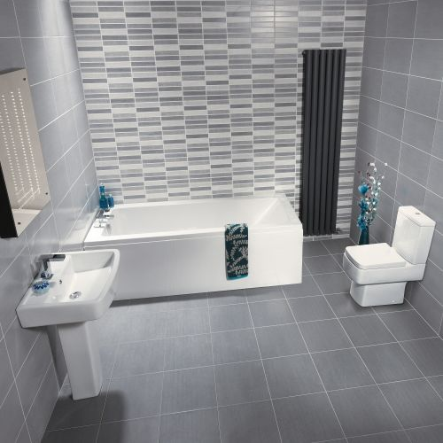 Stunning bathroom suites for small bathrooms milano jewel 1500mm small bathroom suite swxwfpc