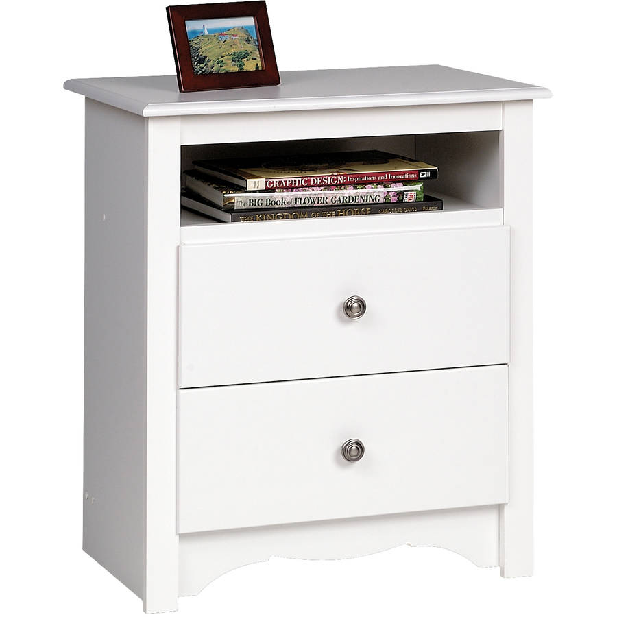 Stunning white bedside table with drawers costway night stand 3 layer 1 drawer bedside end table organizer bedroom fwamvxn