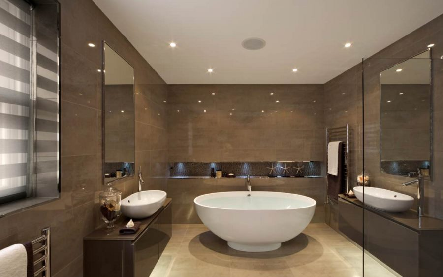 Trendy bathroom recessed lighting image of: recessed lighting housing bathroom zpqevwr