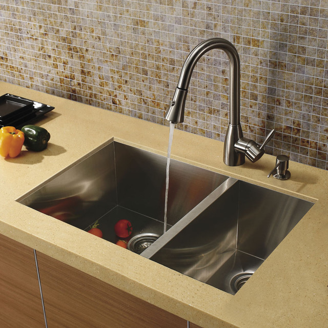Why pick undermount stainless steel kitchen sink