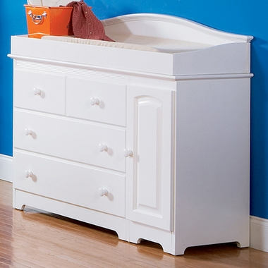 Trendy white dresser changing table atlantic furniture windsor combo changing table/ 3 drawer dresser in white  - tfldqvc