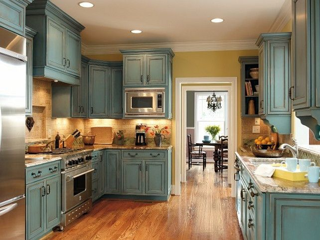 Unique distressed kitchen cabinets great colors for painting kitchen cabinets fvadpwn