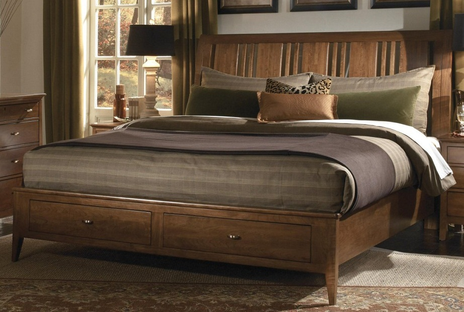 Unique king size bed frame with headboard image of: king size bed frame and headboard cherry zeebpnl