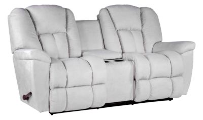 Unique reclining loveseat with center console close qgzwqxo